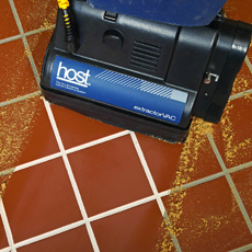 E8 Freestyle Grout floor cleaner