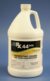 RX44ACE cleaning solution for oder control